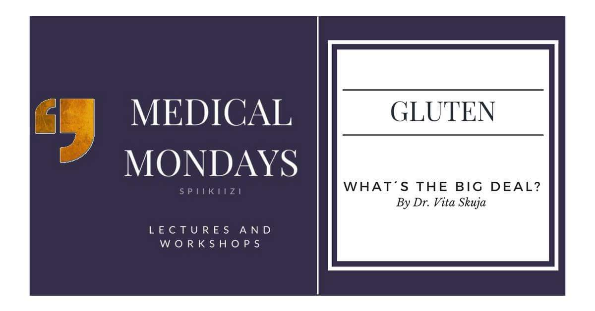 Gluten – What's the big deal?